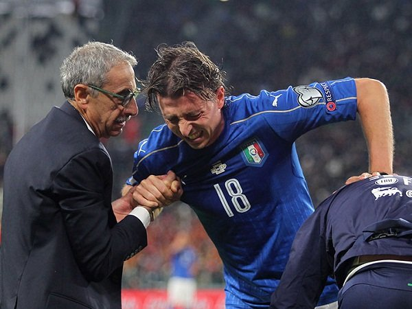Berita Liga Italia: Lagi, Kapten AC Milan Alami Cedera Dalam Tugas Internasional