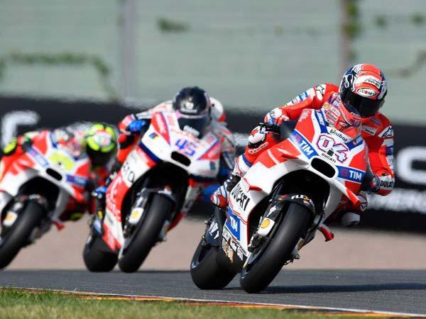 Berita MotoGP Terbaru: Dovizioso Anggap Iannone sebagai Rekan yang Egois