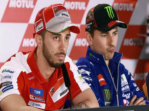 Berita MotoGP Terbaru: Dovizioso Prediksi Adaptasi Lorenzo di Ducati akan Berjalan Lebih Mudah Dibandingkan Adaptasi Rossi
