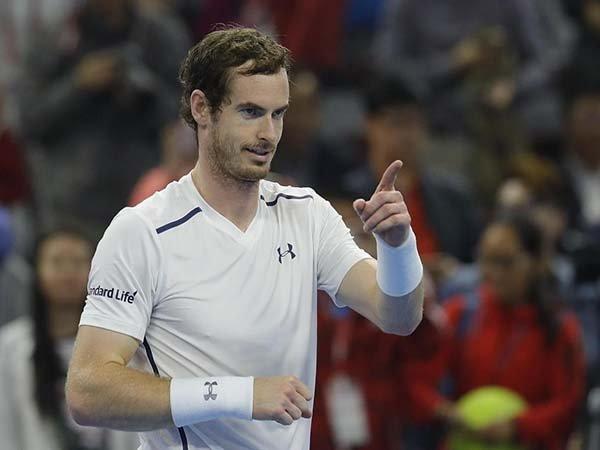 Berita Tenis: Andy Murray Tantang David Ferrer Di Semifinal China Open