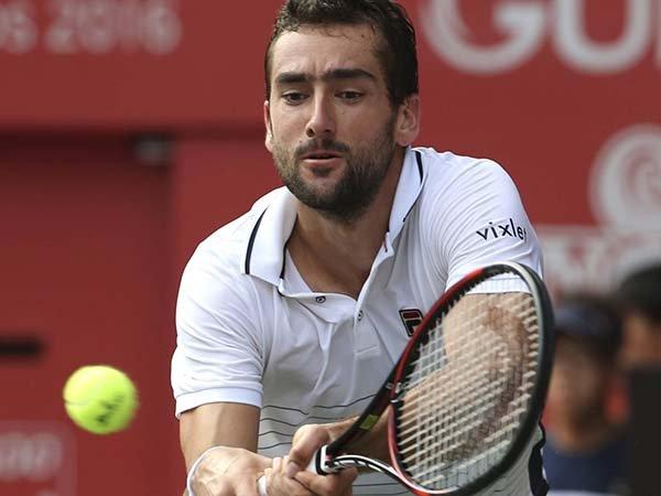 Berita Tenis: Tundukkan Juan Monaco, Marin Cilic Lolos Ke Semifinal Japan Open
