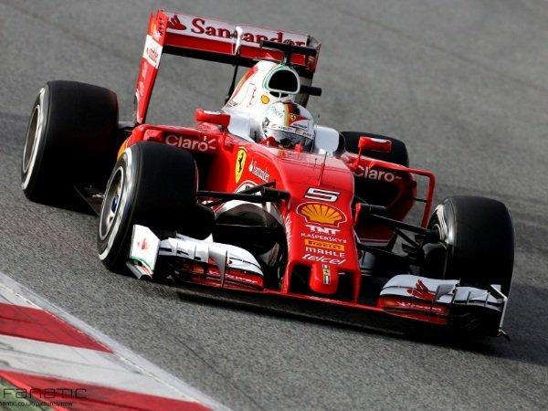 Berita F1: Vettel Yakin Bisa Raih Podium Meskipun Mendapat Penalti