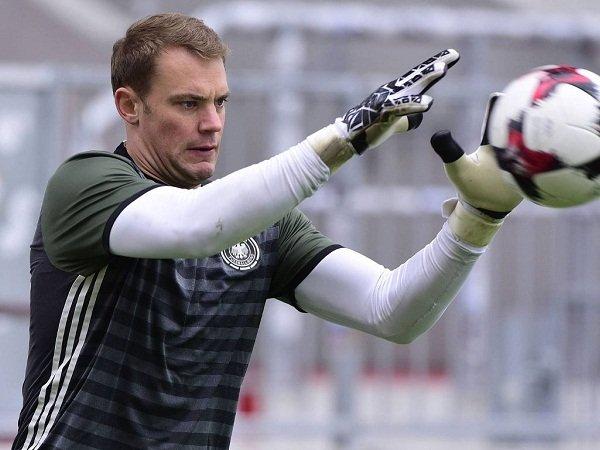 Berita Kualifikasi Piala Dunia: Kapten Der Panzer Targetkan Juara Grup Untuk Timnas Jerman