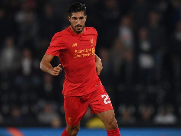 Berita Liga Inggris: Emre Can Akan Kerja Keras Agar Masuk ke Tim Utama Liverpool