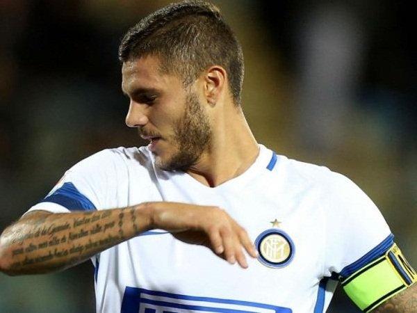 Berita Liga Italia: Perpanjang Kontrak, Ini Target Mauro Icardi Bersama Inter Milan