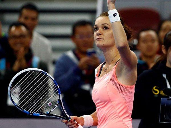 Berita Tenis: Agnieszka Radwanska dan Madison Keys Tembus Semifinal China Open
