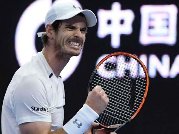 Berita Tenis: Andy Murray Hadapi Grigor Dimitrov Di Final China Open