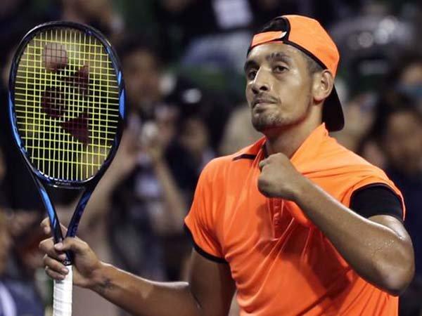 Berita Tenis: Nick Kyrgios Melawan David Goffin Di Final Japan Open