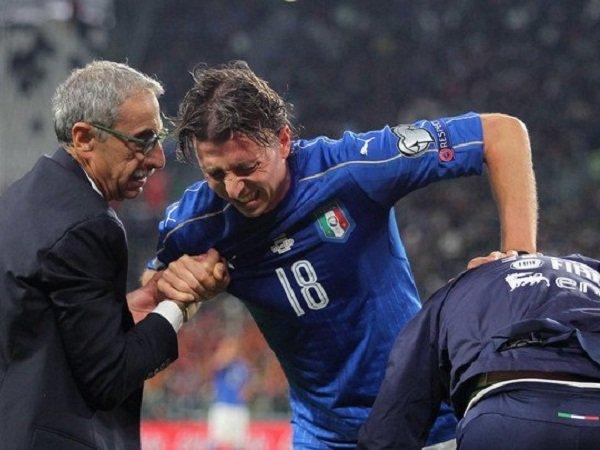 Berita Kualifikasi Piala Dunia: Buffon Bela Montolivo & Pelle dari Makian Fans Italia