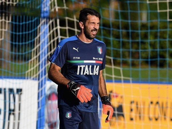 Berita Kualifikasi Piala Dunia: Buffon Sebut Italia Sedang Membangun Identitas Baru