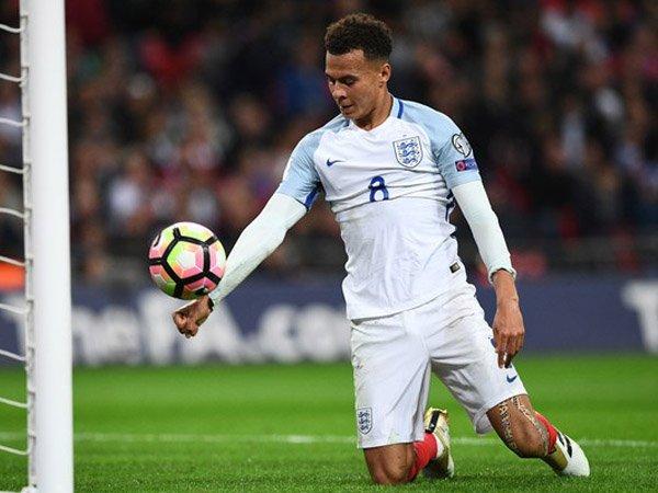 Berita Kualifikasi Piala Dunia: Dele Alli Ingin Inggris Lebih Tajam di Depan Gawang