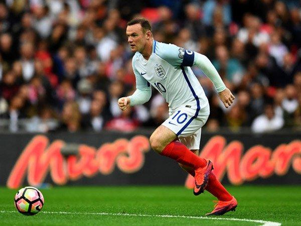 Berita Kualifikasi Piala Dunia: Diejek Fans, Pelatih Timnas Inggris Bela Wayne Rooney