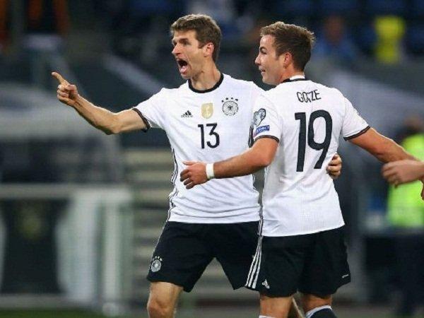 Berita Kualifikasi Piala Dunia: Jerman Tak Berikan Peluang Republik Ceska Kembangkan Permainan