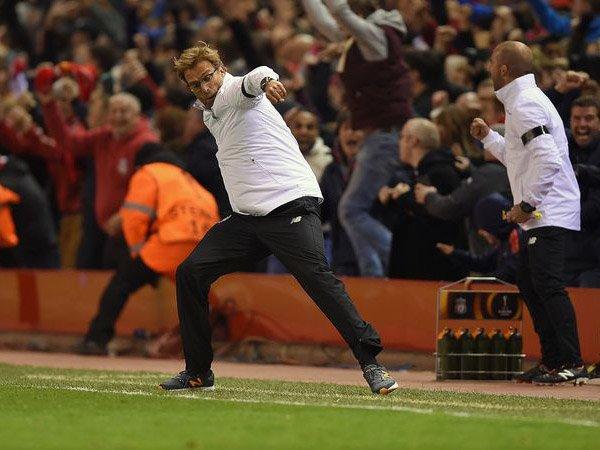 Berita Liga Inggris: Setengah Jam Terakhir Melawan Dorrmund, Jadi Momen Terbaik Klopp Bersama Liverpool