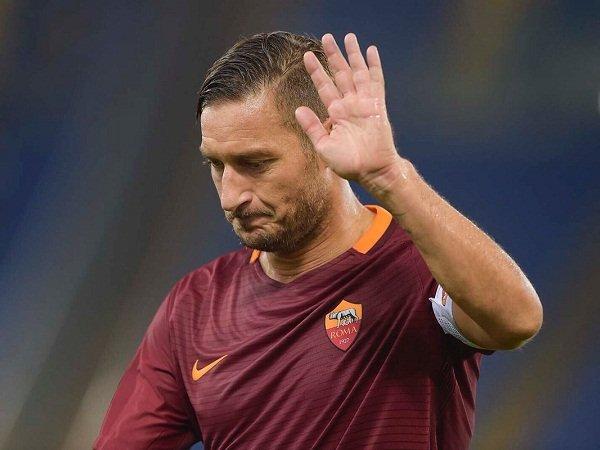 Berita Liga Italia: Francesco Totti Akui Tak Menyesal Gagal Gabung Madrid