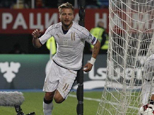 Berita Kualifikasi Piala Dunia: Dwigol Immobile Selamatkan Italia dari Kekalahan Kontra Makedonia