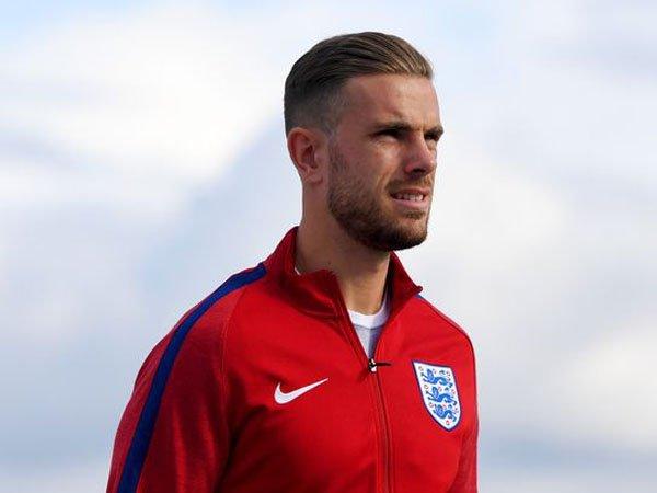 Berita Kualifikasi Piala Dunia: Lawan Slovenia, Jordan Henderson Akan Jadi Kapten Inggris