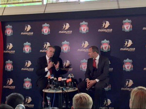 Berita Liga Inggris: Resmi, Liverpool Gandeng Malaysia Airways Sebagai Pengganti Garuda Indonesia
