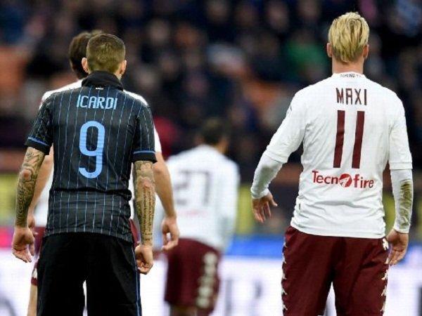 Berita Liga Italia: Mauro Icardi dan Diego Maradona Terlibat Adu Mulut, Kenapa?