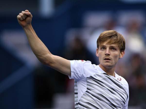 Berita Tenis: David Goffin Singkirkan Juan Martin del Potro di Shanghai Masters