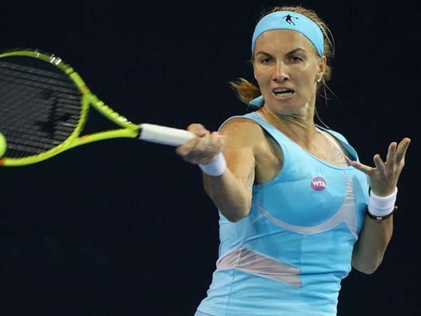 Berita Tenis: Svetlana Kuznetsova Dan Yafan Wang Melaju Ke Babak Kedua Di Tianjin Open