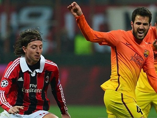 Berita Liga Italia: Montella Vonis Cesc Fabregas Tak Akan Mampu Gantikan Peran Kapten AC Milan yang Cedera