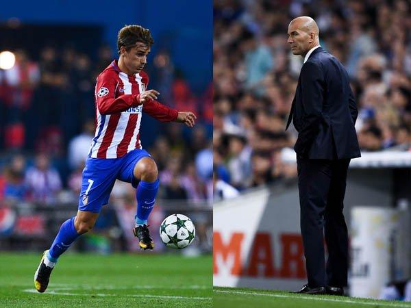 Berita Liga Spanyol: Gaya Bermain Antoine Griezmann Disebut Setara Zinedine Zidane, Benarkah?