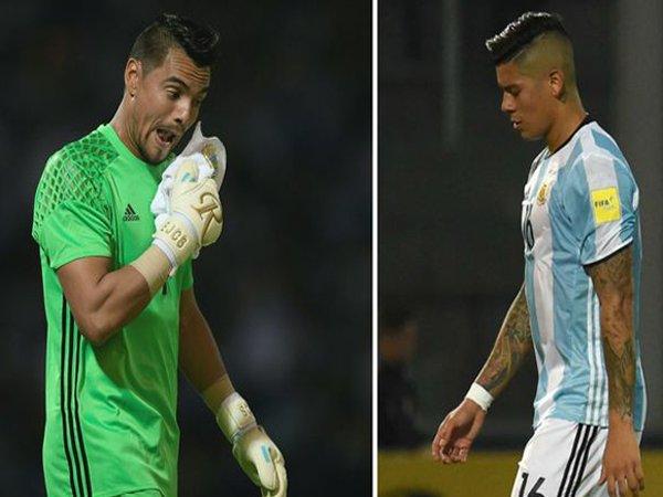 Berita Kualifikasi Piala Dunia: Duo Manchester United ini Disalahkan atas Kekalahan Argentina dari Paraguay