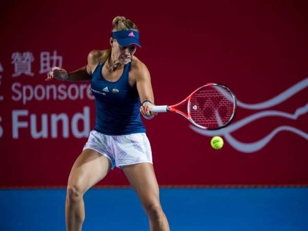 Berita Tenis: Caroline Wozniacki dan Angelique Kerber Tembus Babak Kedua Hong Kong Tennis Open