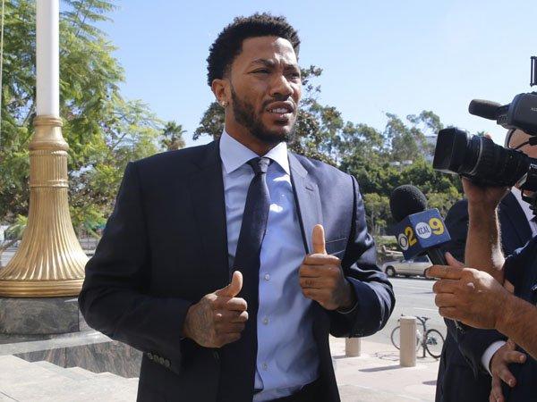 Berita Tenis: Pemain New York Knicks, Derrick Rose Curiga Mantan Kekasih Berniat Menjebaknnya