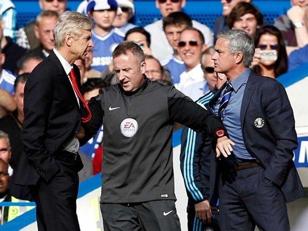 Berita Liga Inggris: Ternyata Ada Kesamaan antara Arsene Wenger dan Jose Mourinho, Apa Tuh?