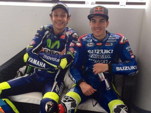 Berita MotoGP: Wow! Jorge Lorenzo Sebut Maverick Vinales Selevel Valentino Rossi