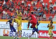 Hasil TSC 2016: Hattrick Alberto Goncalves Bawa Sriwijaya FC Tekuk Persegres Gersik