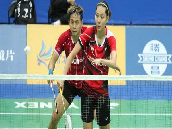 Berita Badminton: Hebat! Riky-Gloria Tumbangkan Unggulan Teratas dan Melaju ke Semifinal China Taipei Master 2016