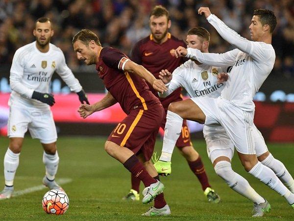 Berita Liga Italia: Pujian Cristiano Ronaldo untuk Francesco Totti, Apa itu?
