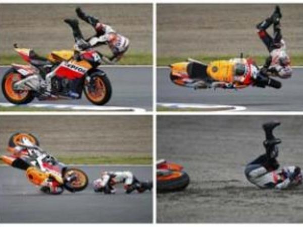 Berita MotoGP: Alami Kecelakaan Hebat di Motegi, Dani Pedrosa Akan Jalani Operasi Bedah Khusus