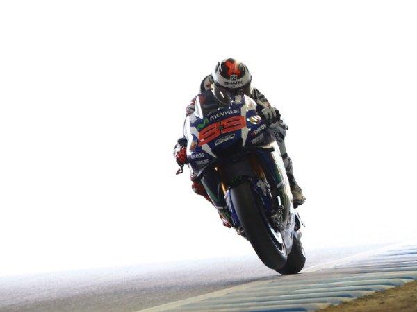Berita MotoGP: Jorge Lorenzo Puncaki Latihan Bebas Ke-2 GP Jepang