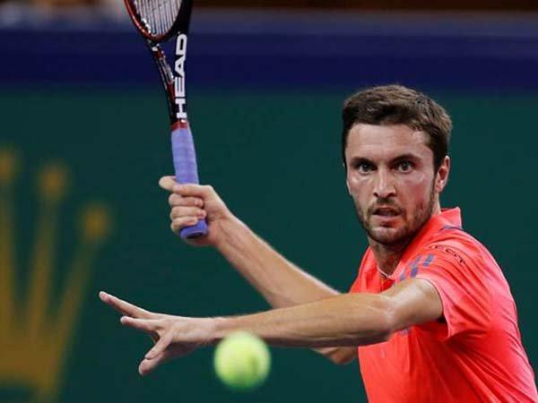 Berita Tenis: Kejutan, Gilles Simon Hentikan Stan Wawrinka di Babak Ketiga Shanghai Masters