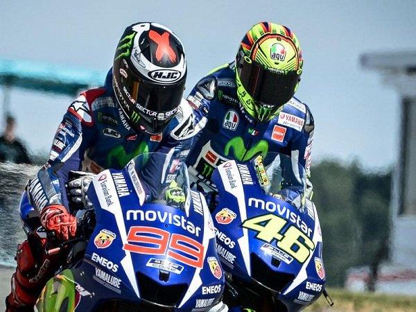 Berita MotoGP: Posisi Kedua Tidak Penting, Pertarungan Rossi dan Lorenzo Adalah Masalah Kehormatan
