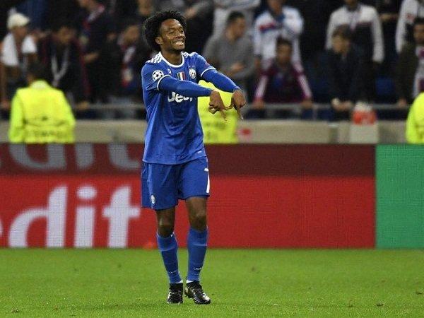 Berita Liga Champions: Berkat Cuadrado, Juventus Sukses Kandaskan Lyon