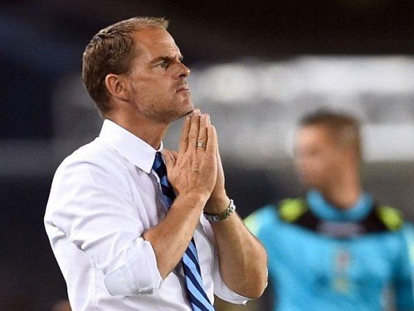 Berita Liga Italia: Usai Kontroversi Mauro Icardi, Inter Milan Tuntut Frank de Boer Beri Kemenangan