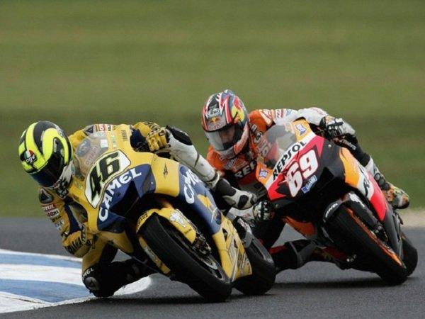 Berita MotoGP: Pertarungan Seru Rossi dan Hayden di 2006 Akan Terjadi Lagi di Phillip Island?