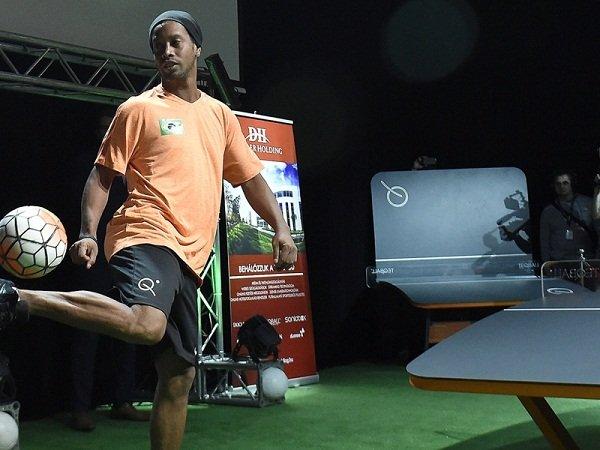 Ragam Sepak Bola: Ronaldinho Kenalkan Olahraga Baru, Apa Itu?