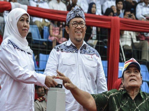 Berita Peparnas XV 2016: Menteri Sosial Khofifah Indar Parawansa Tutup Peparnas XV 2016