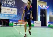 Berita Badminton: Jonatan Christie Susul Anthony ke Babak Kedua Perancis Open 2016
