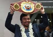 Berita Tinju: Usai 'Liburan', Manny Pacquiao Kembali Bekerja Sebagai Senator