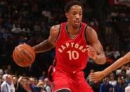 Berita Basket: Bintang Raptors, DeMar DeRozan Belum Terhentikan