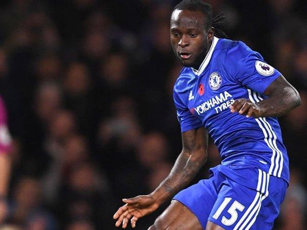 Berita Liga Inggris: Harapan Victor Moses Bersama Chelsea