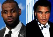Berita Tinju: Bintang NBA LeBron James Produseri Dokumenter Muhammad Ali di HBO