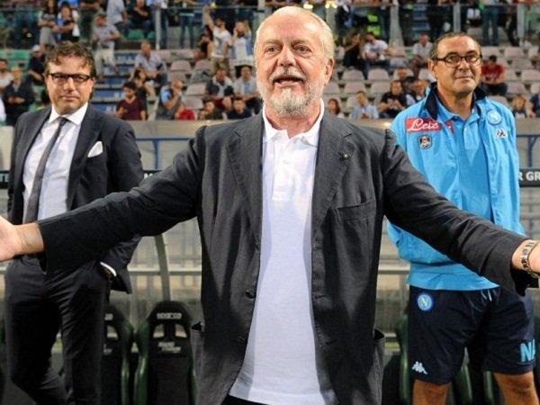 Berita Liga Champions: Presiden Napoli Ungkap Antusiasme untuk Hadapi Real Madrid di Babak 16 Besar